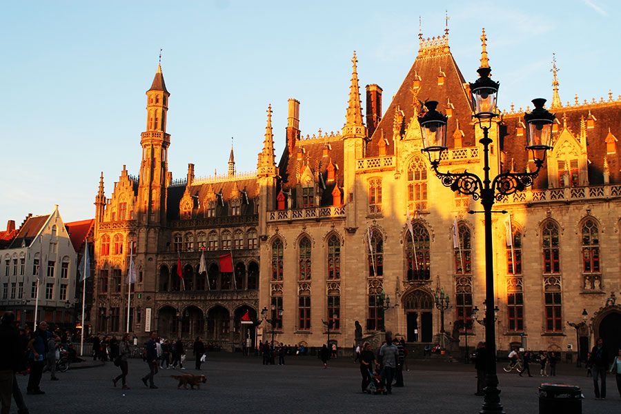 Most Romantic Cities in Europe, Brugge