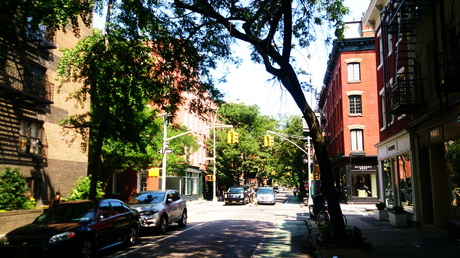 NYC, Greenwich Village