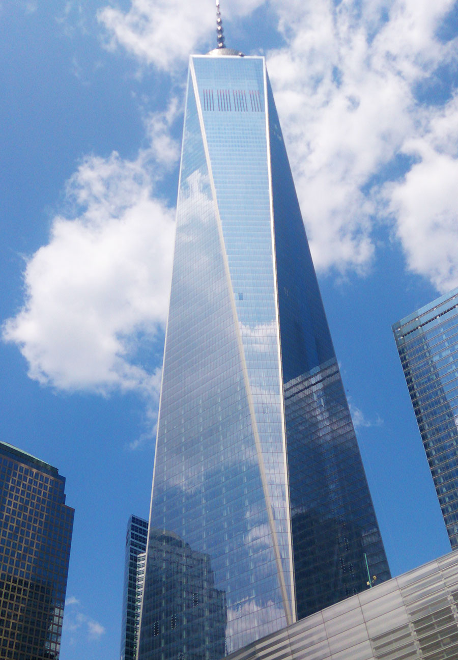 NYC, New Tower, WTC