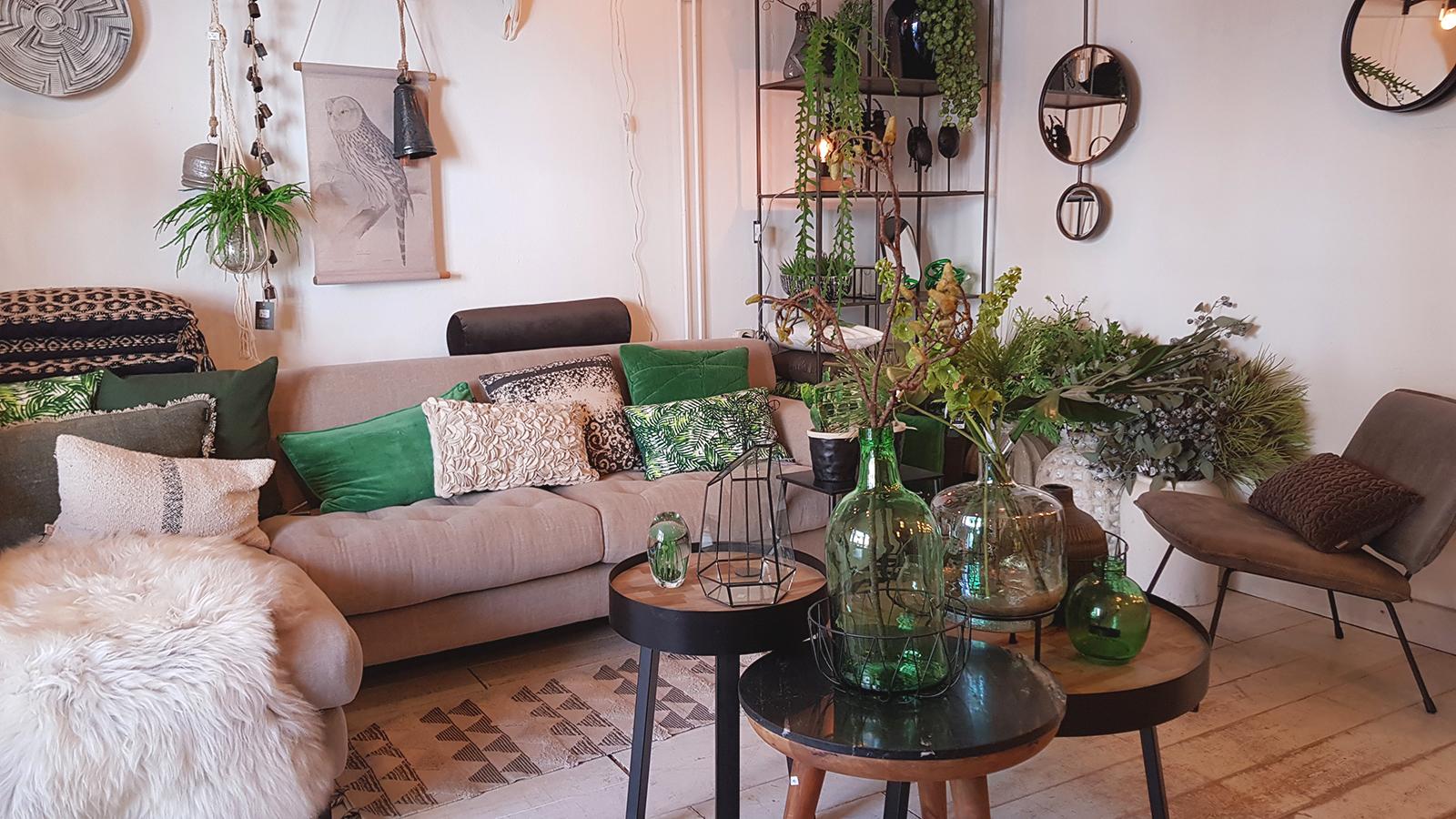 Woonwinkel Via Cannella in Cuijk