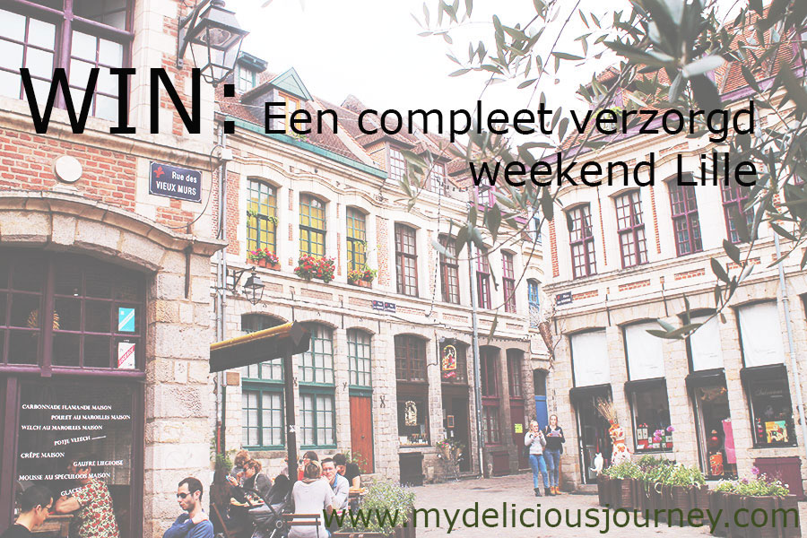 Win een weekend Lille, winactie, travel