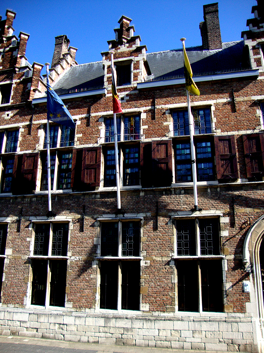 Antwerp, Belgium, Citytrip, Zuiderburen, Antwerpen,