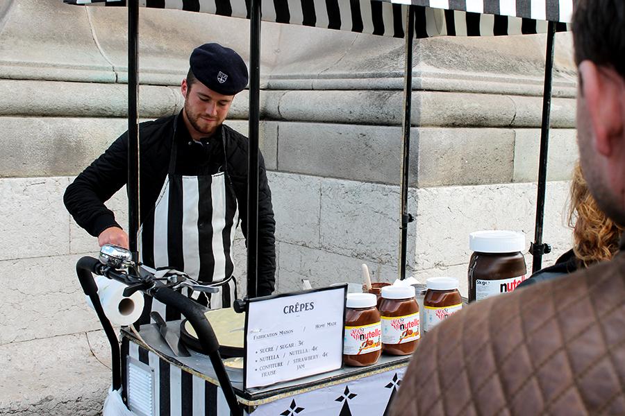 Eten in Parijs, Diner, Lunch, markt, Restaurant, Parijs