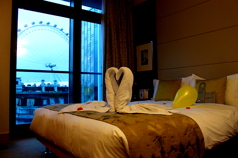 Londen, Travel, NS internationaal, UK, Engeland, Citytrip, Park Plaza County Hall Hotel Londe
