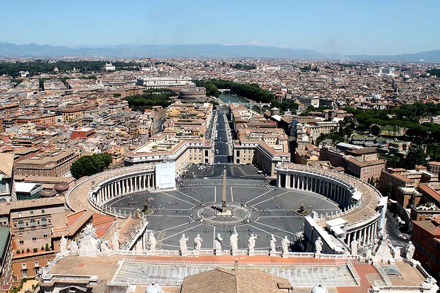 Travel, Rome, Italy, Italie, reizen, vaticaan
