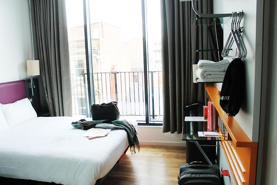 Newcastle, Sleeperz Hotel, Overnachting, UK