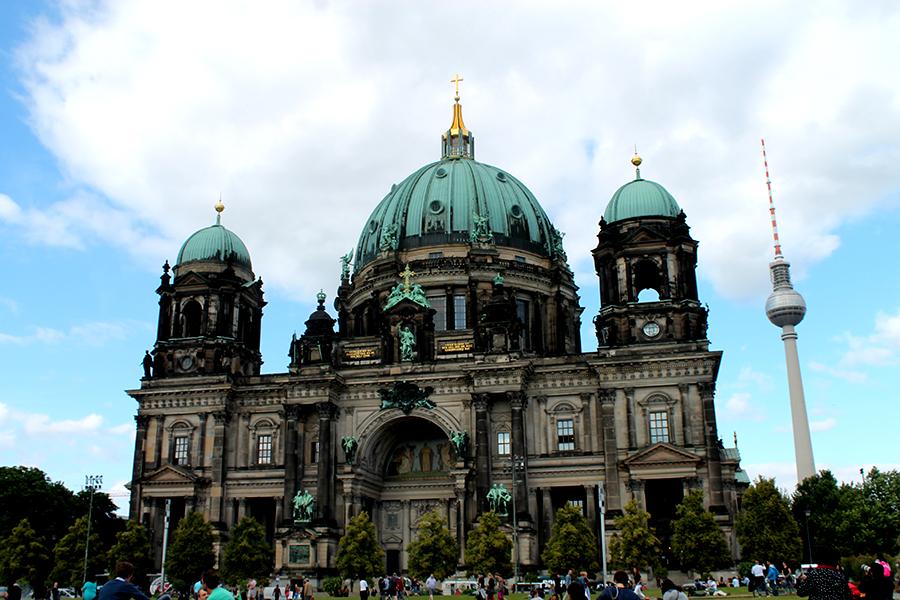 Berlijn, Berlin, Travel, Berlijnse Dom, Inpaklijst Berlijn