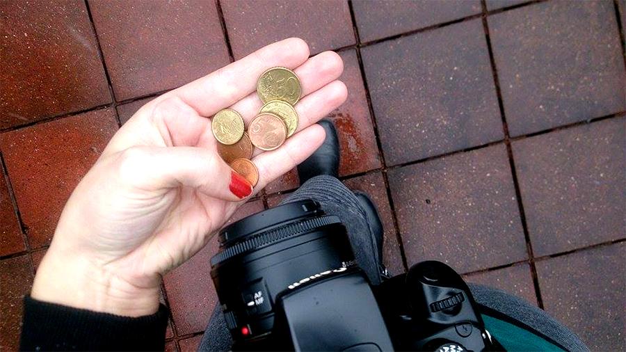 uitgaven bijhouden, geld, reizen met budget