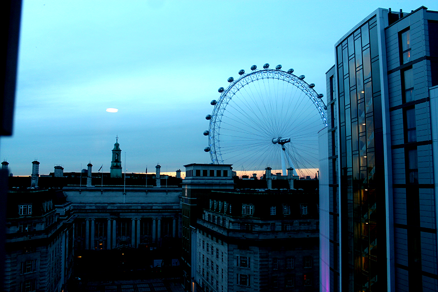 Londen, Travel, NS internationaal, UK, Engeland, Citytrip, Park Plaza County Hall Hotel Londen