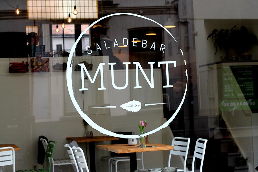 Munt Saladebar Nijmegen, Gezonde foodspot, Gezonde lunch Nijmegen