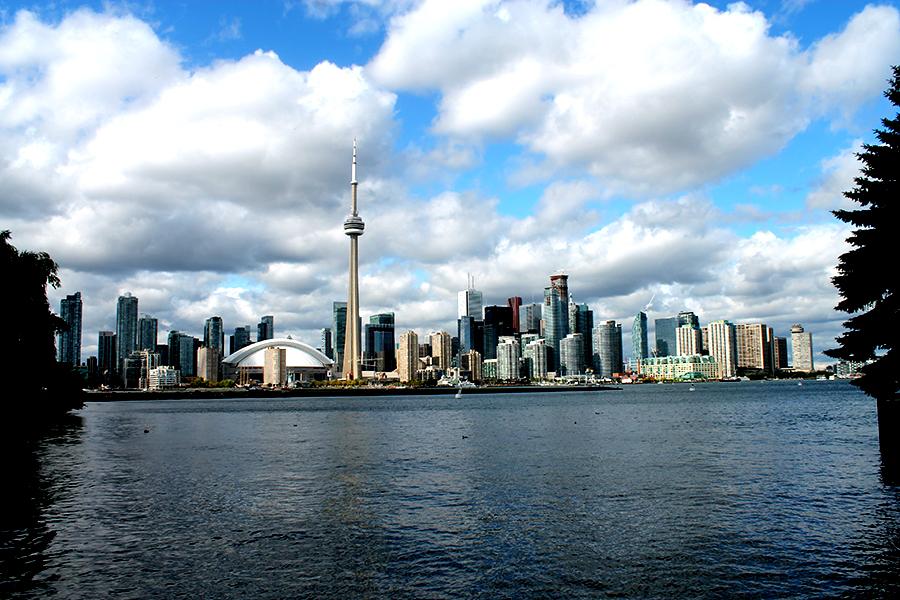 Toronto, Canada, reizen in 2016