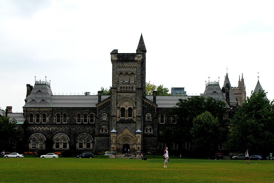 Wat te doen in Toronto, Universiteit Toronto