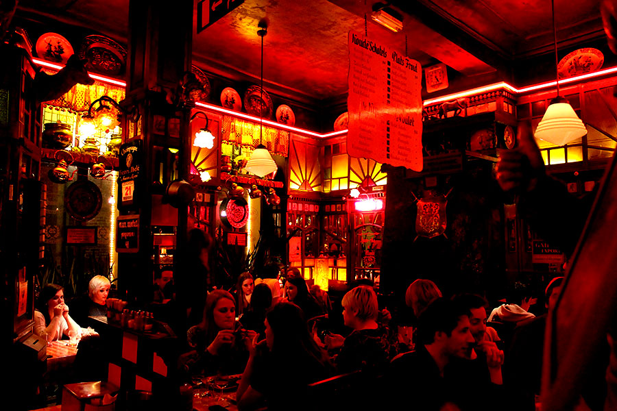 restaurant Gent, Amadeus, Dineren gent