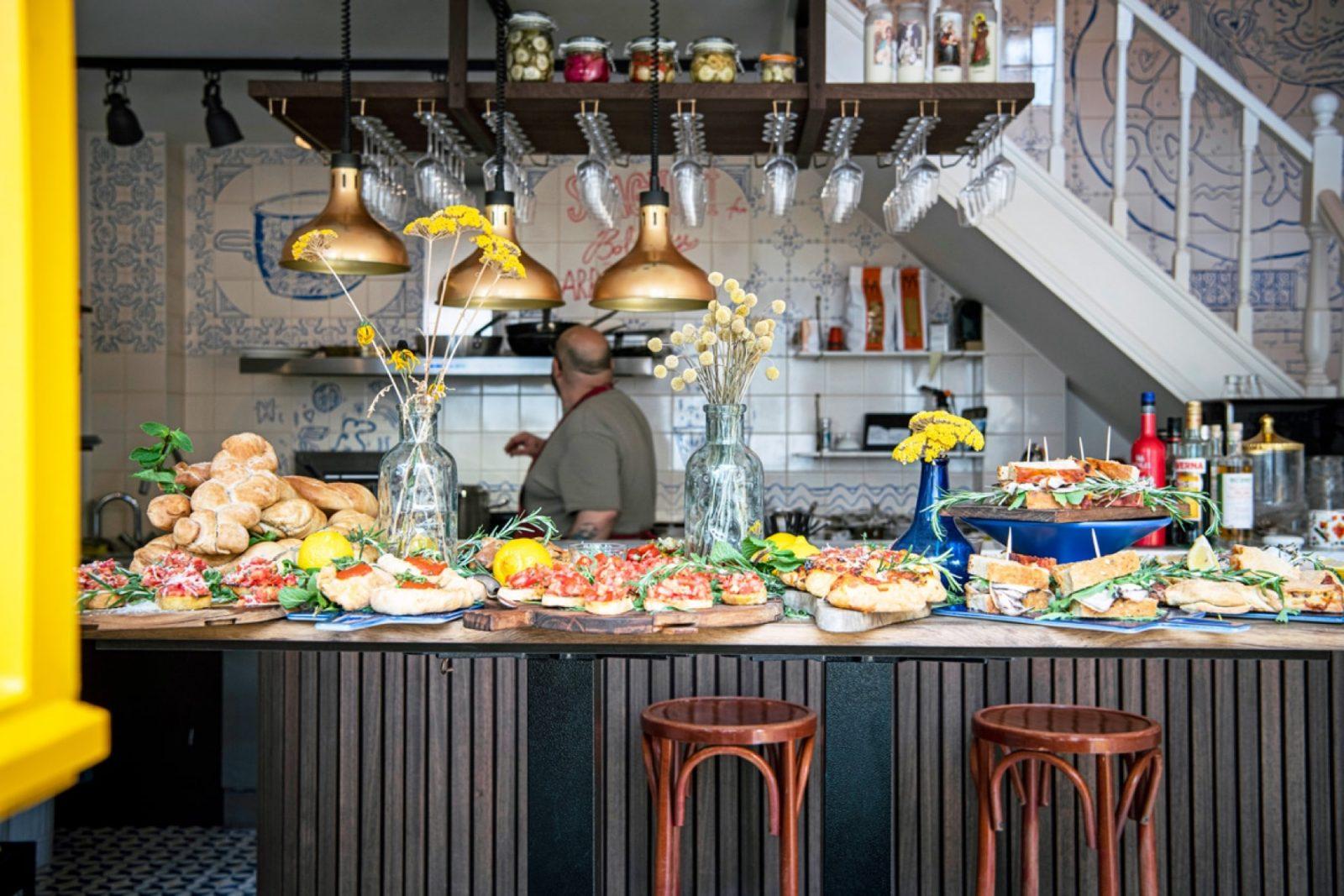 Eten & drinken in Gent