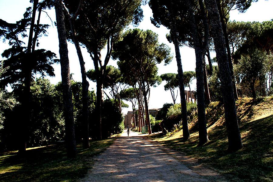 Rome, Italie, Vila Borghese
