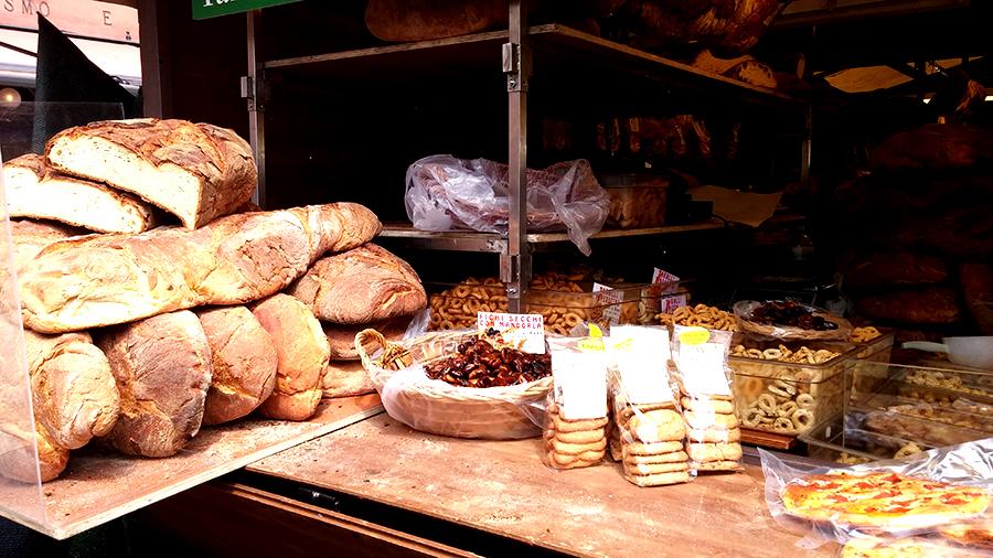 Food Market in Verona, Le Piazze Dei Sapori, Italie, Food, Reizen