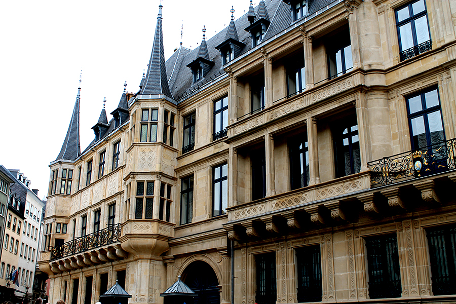 Luxemburg stad, Luxembourg City