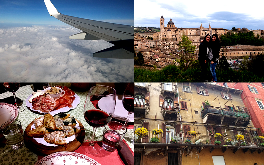 sunny sunday selection april Italie