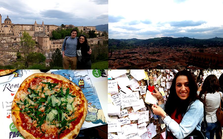 april dear diary italie