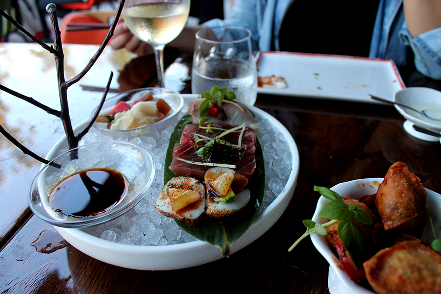 Sushi-@bent-Toronto