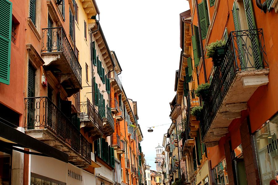 Verona, Italie, Romantisch weekend weg