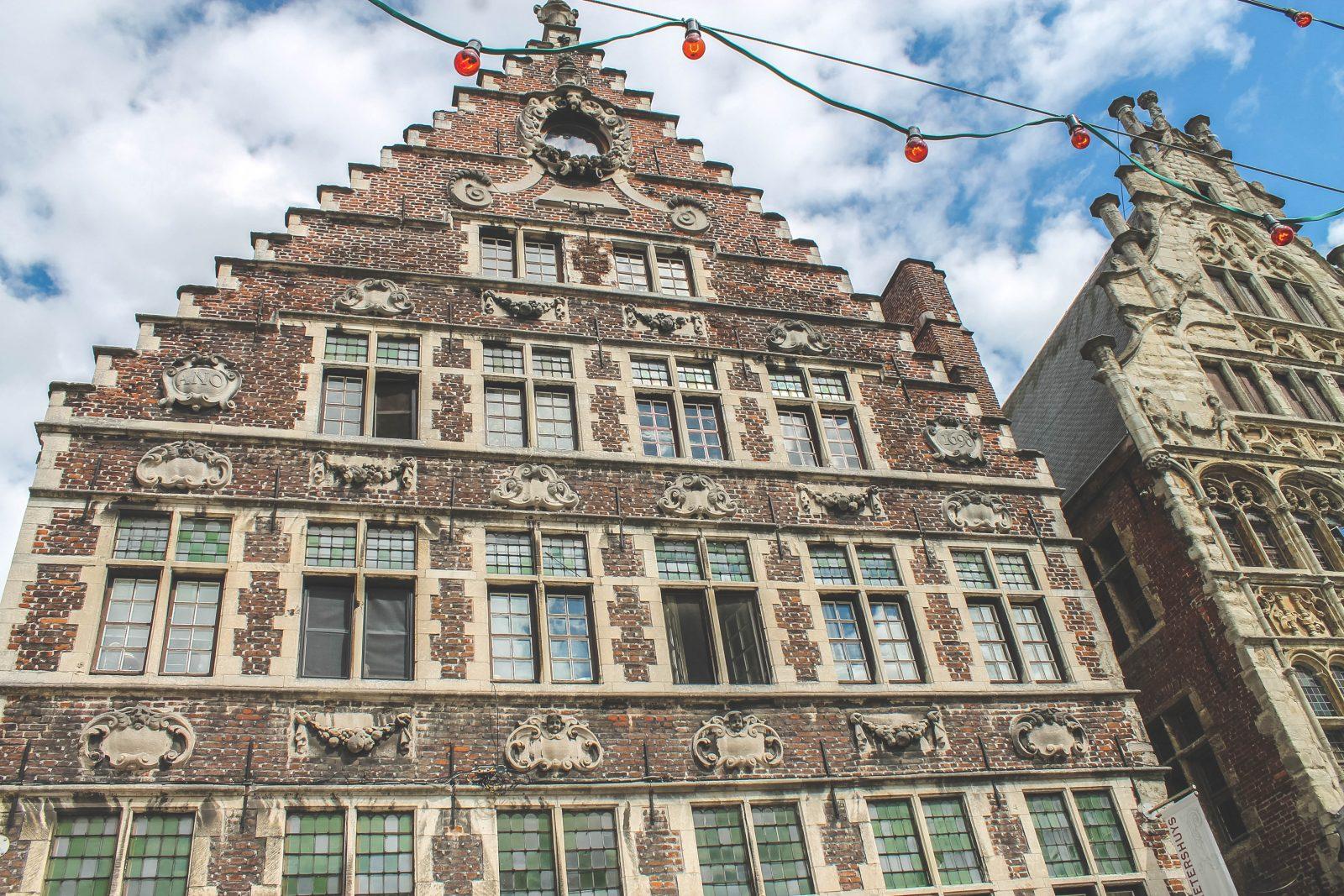 Weekendje Gent - Gebouwen bekijken