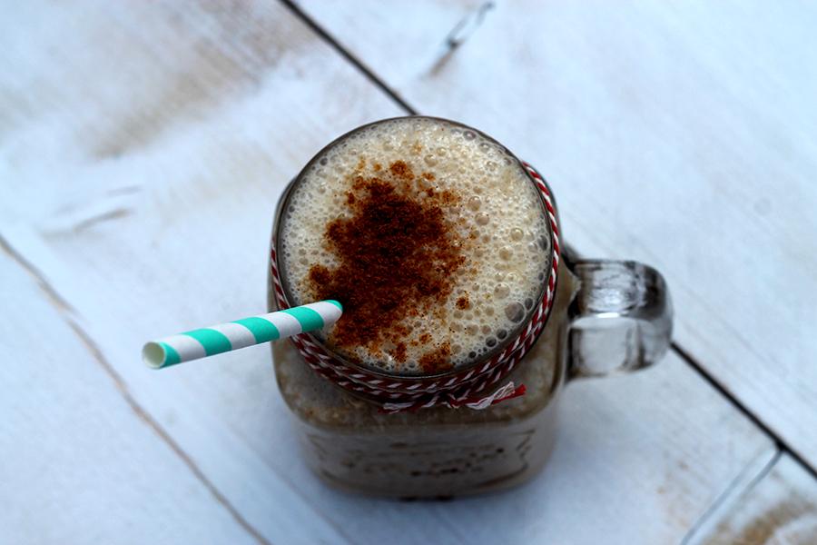 Gezonde smoothie, Power smoothie, Bodum Bistro Blender