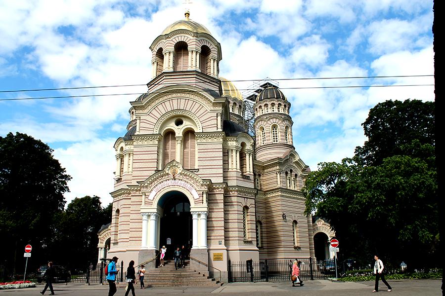 Riga-gouden-gebouw