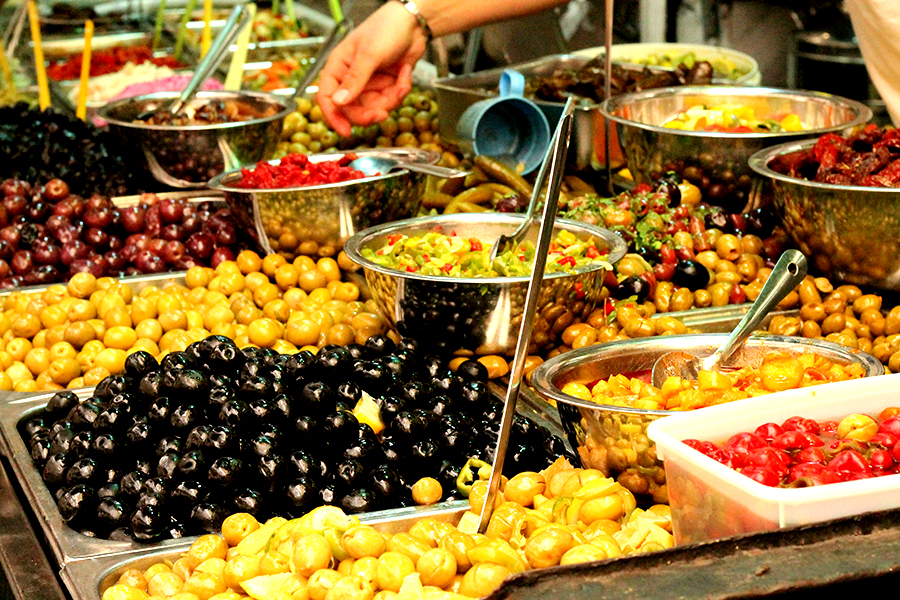 Machne Yehuda markt Jeruzalem