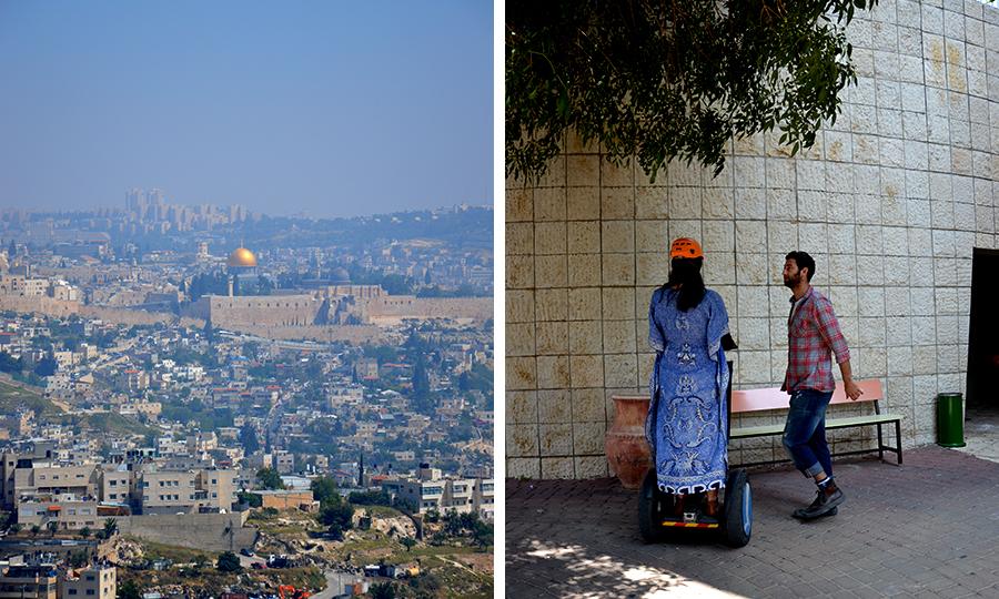 segway Jeruzalem