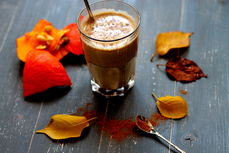 Recept Pumpkin Spice Latte drankje