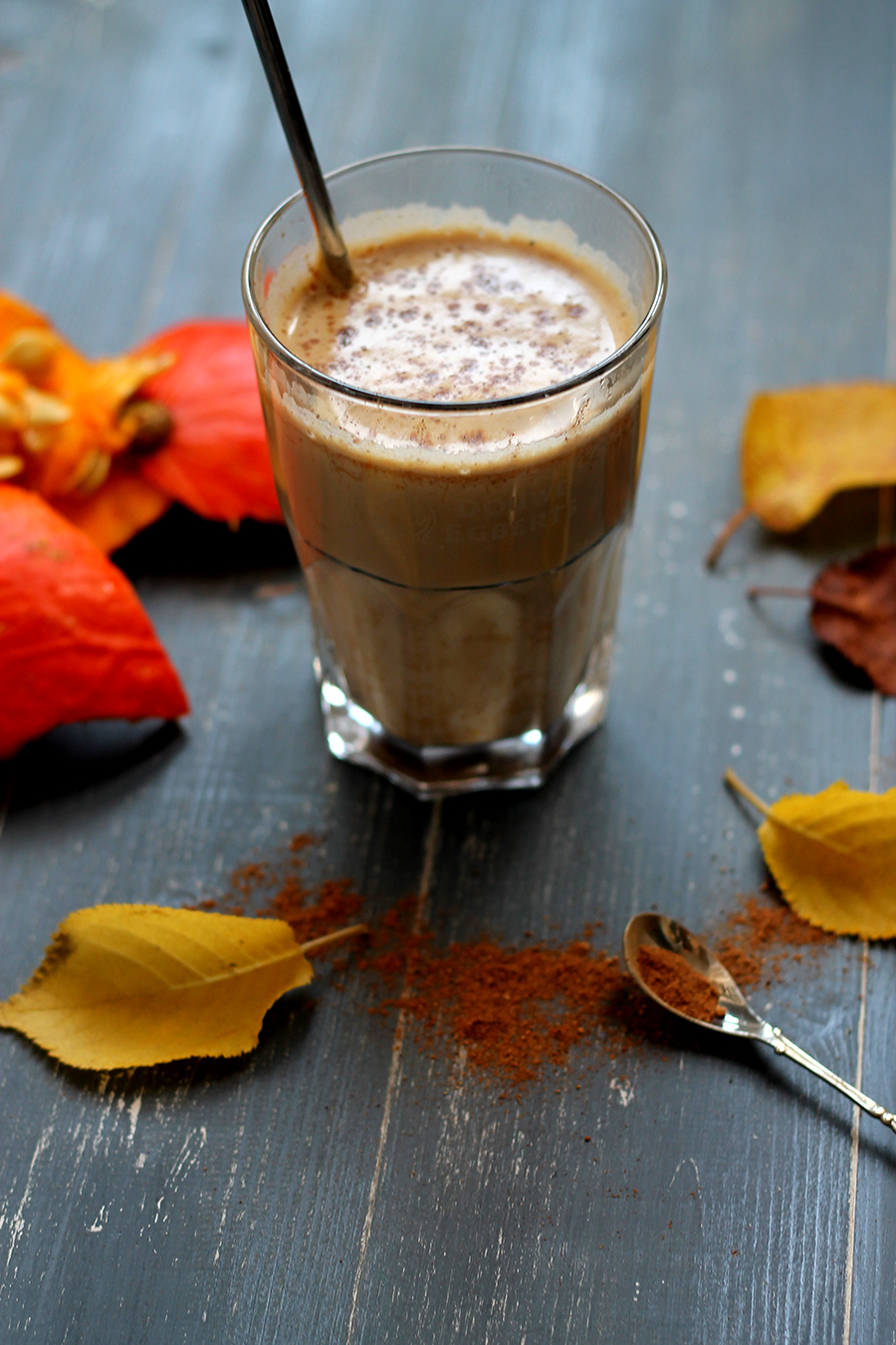 Pumpkin Spice Latte, PSL, Warme drank met pompoen