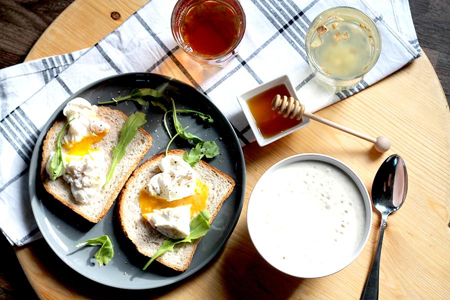 Sunday morning breakfast, Ontbijt, Zondagmorgen