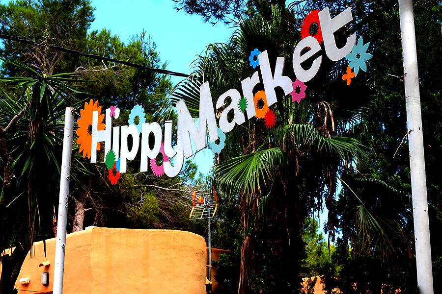 Ibiza Hippy Market Punta Arabi