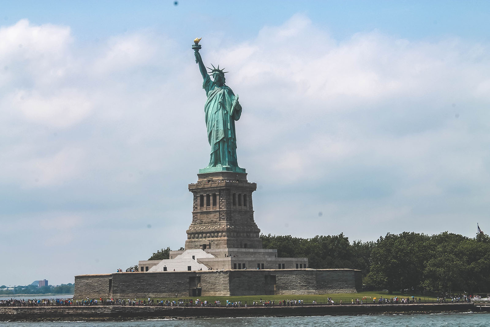Doen in New York - Staten Island -Vrijheidsbeeld