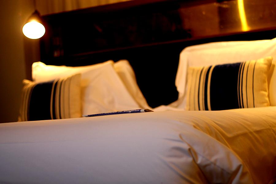 Overnachten in Amsterdam, INK Hotel Amsterdam