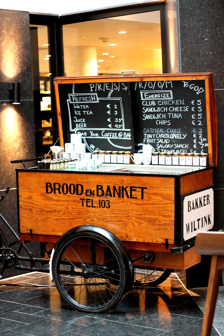 Bijzonder overnachten in Amsterdam, INK Hotel Amsterdam