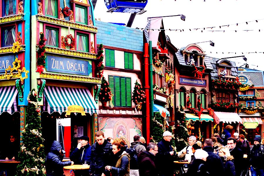 De mooiste en leukste kerstmarkten van Europa, Dusseldorf, Duitsland