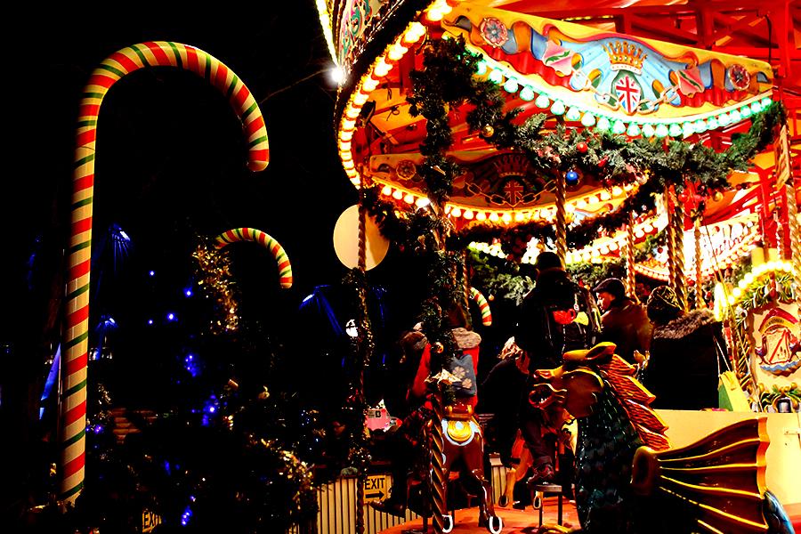 kerstmarkt Londen, Southbank, mooiste en leukste kerstmarkten van Europa