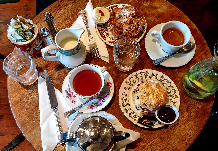 Dublin voor foodies, eten en drinken in Dublin