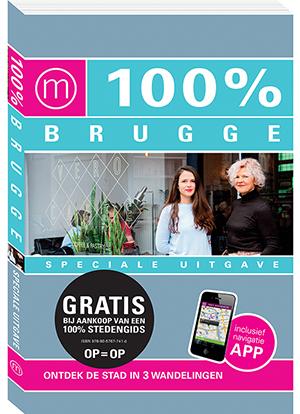 100% Brugge reisboekje