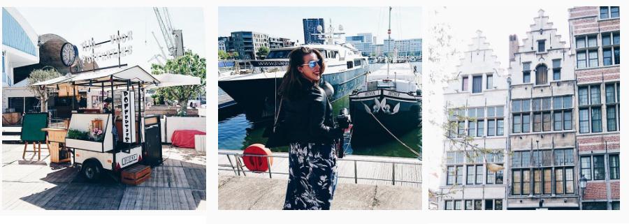 Antwerpen Proeft, Antwerpen, Reizen, Eten