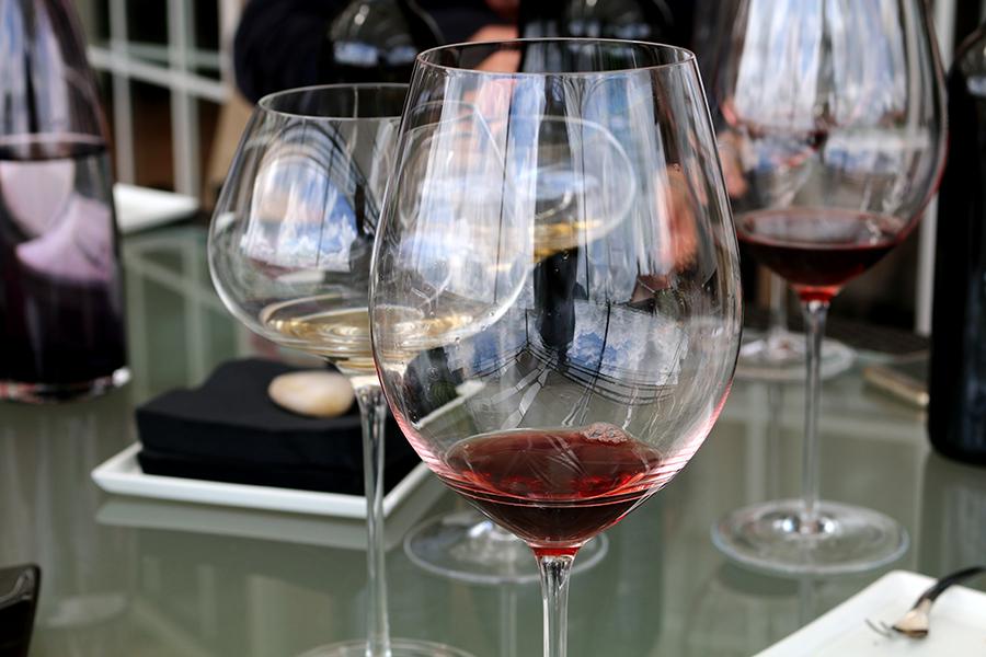 Proeven in Slovenië, wijn proeven