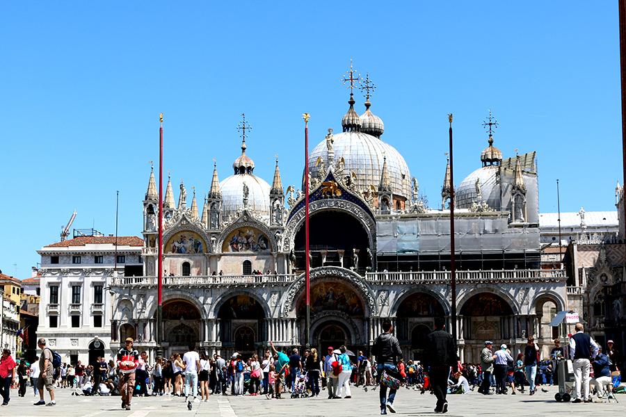 Venetië, plekken in Venetië bezoeken, Italie