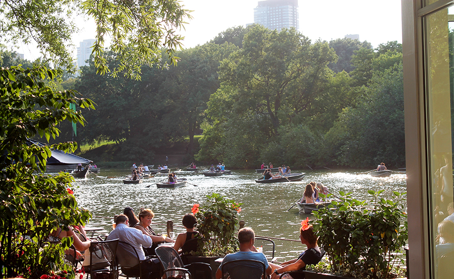 New York toeristische hotspots, central park