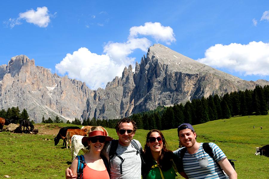 Een week in de Dolomieten, Italie, Dolomieten, Wandelen, Hiken, Vakantie, Sportieve vakantie Italie