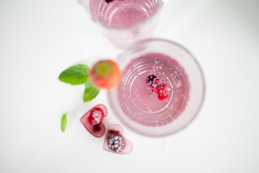 Water met een twist, fruitwater, herbal water