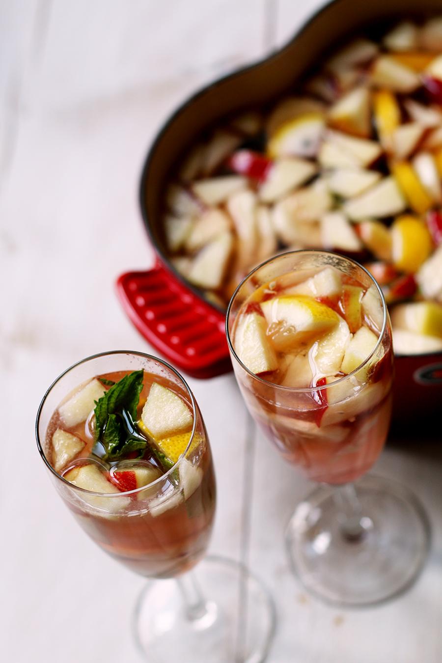 zomerdrankje, fruitbowl2
