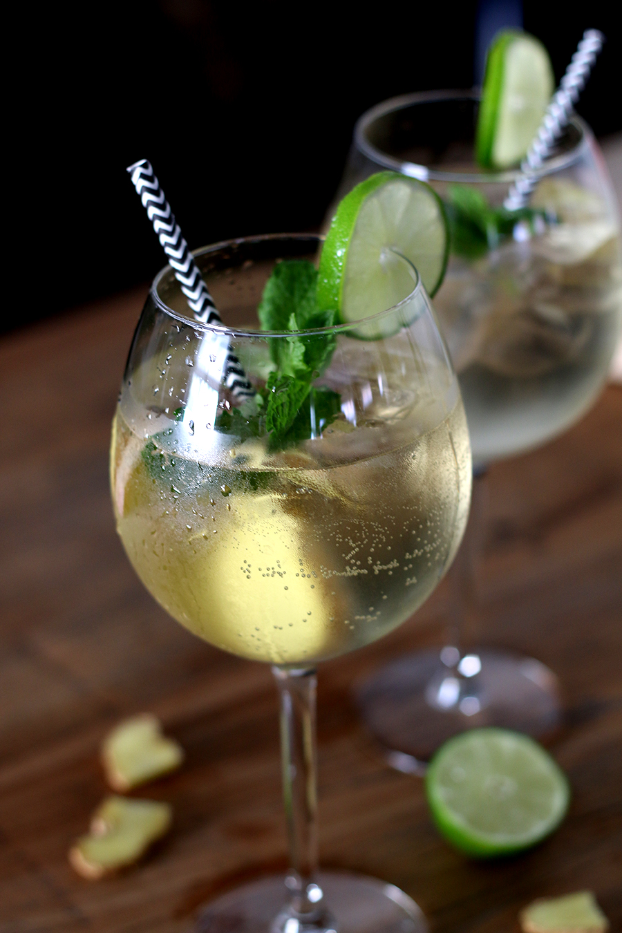 Verkoelend zomerdrankje: Gin met Elderflower of Ginger ale