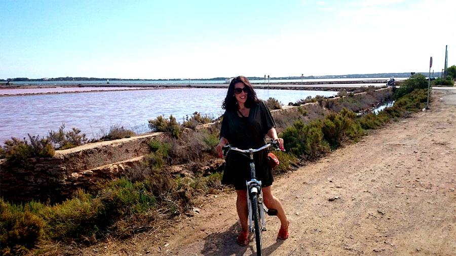 bezoek formentera, fietsen op formentera